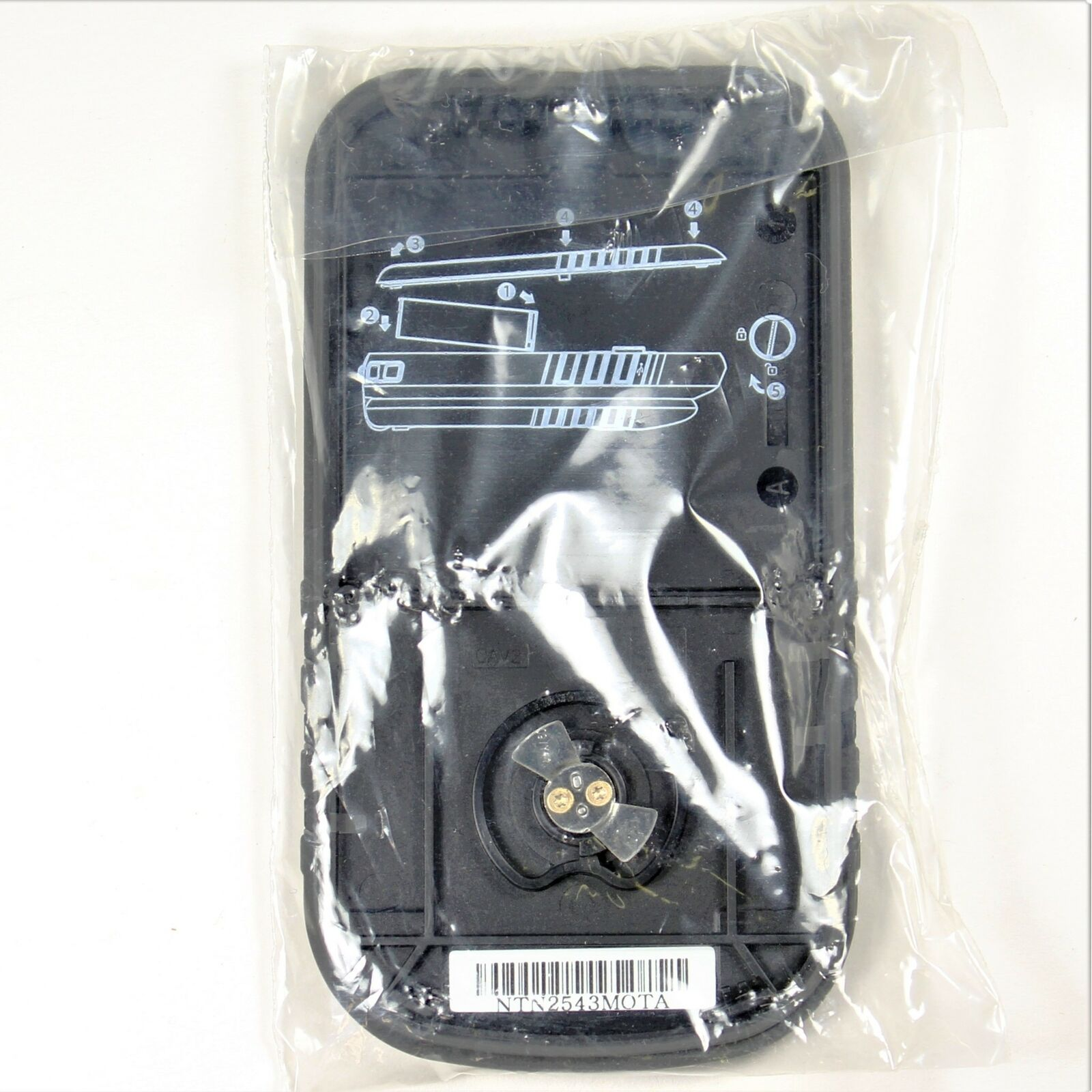 New Motorola i680 Battery Back Door Cover Replacement - NTN2543MOTA