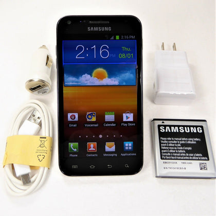 Samsung Galaxy S2 (Sprint) SPH-D710 Smartphone 4G High Speed