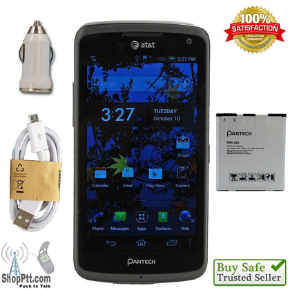 UNLOCKED Pantech P8010 (AT&T) FLEX  Smartphone Android 4G LTE ✔️ WORLDWIDE GSM