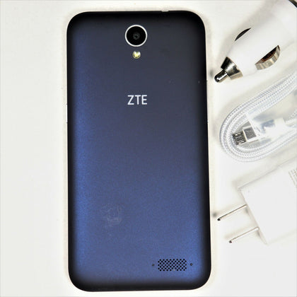 ZTE Z833 (T-Mobile) Avid Trio Smartphone 4G LTE Tether Internet Hotspot Feature