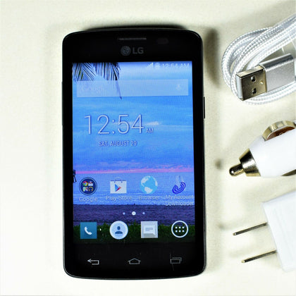 LG Sunrise (L16C) Tracfone Smartphone - 3MP Camera 3G 🌟 Fast Ship 🌟