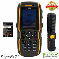 Sonim XP1520 Bolt (AT&T) 3G Rugged Certified Military Phone GSM - PHONE ONLY