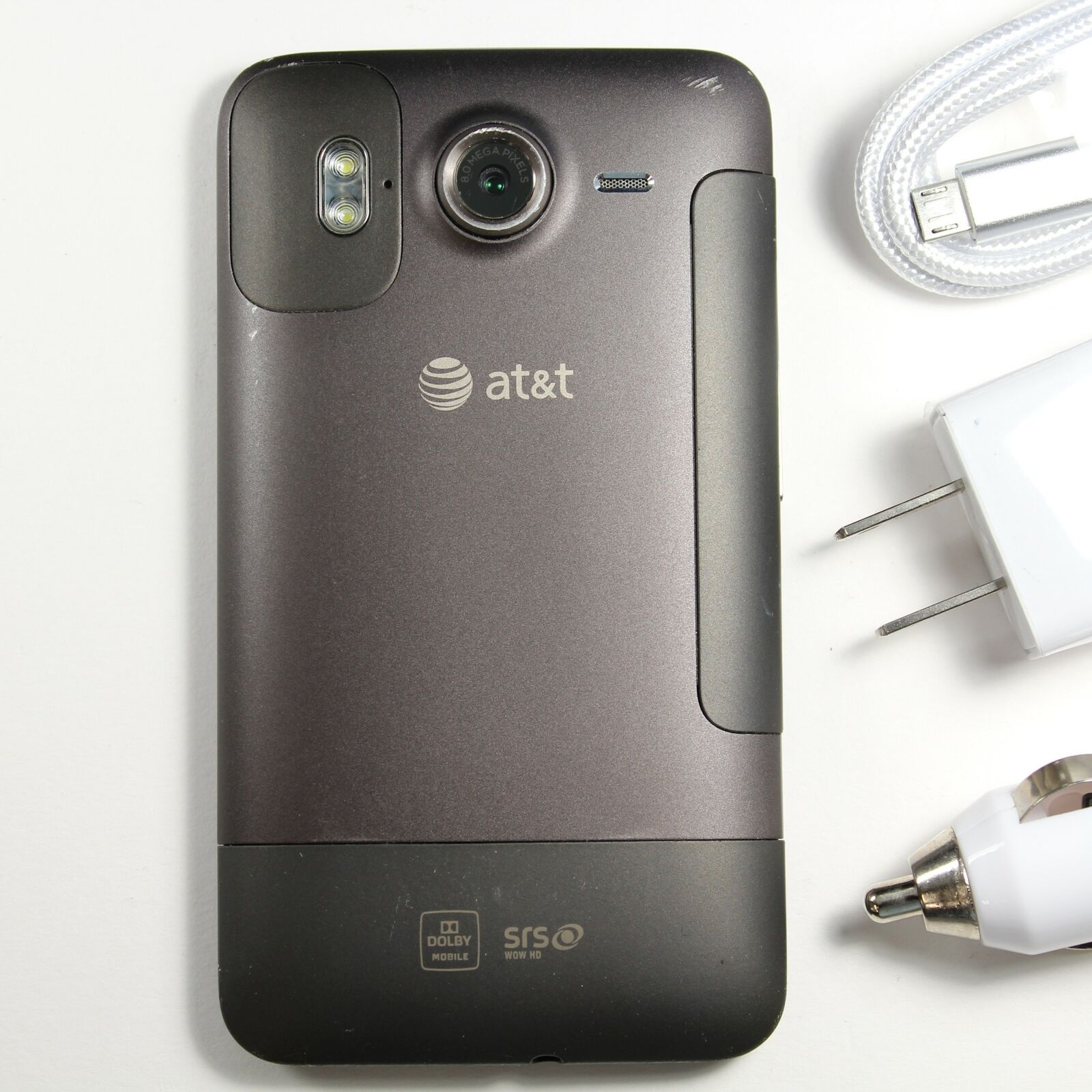 HTC Inspire 4G (AT&T) Smartphone Touchscreen - Wi-Fi Mobile Hotspot, HD Video