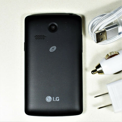 LG Sunrise (Tracfone) 3G Smartphone L15G - 3MP Camera 🌟 Fast Ship🌟