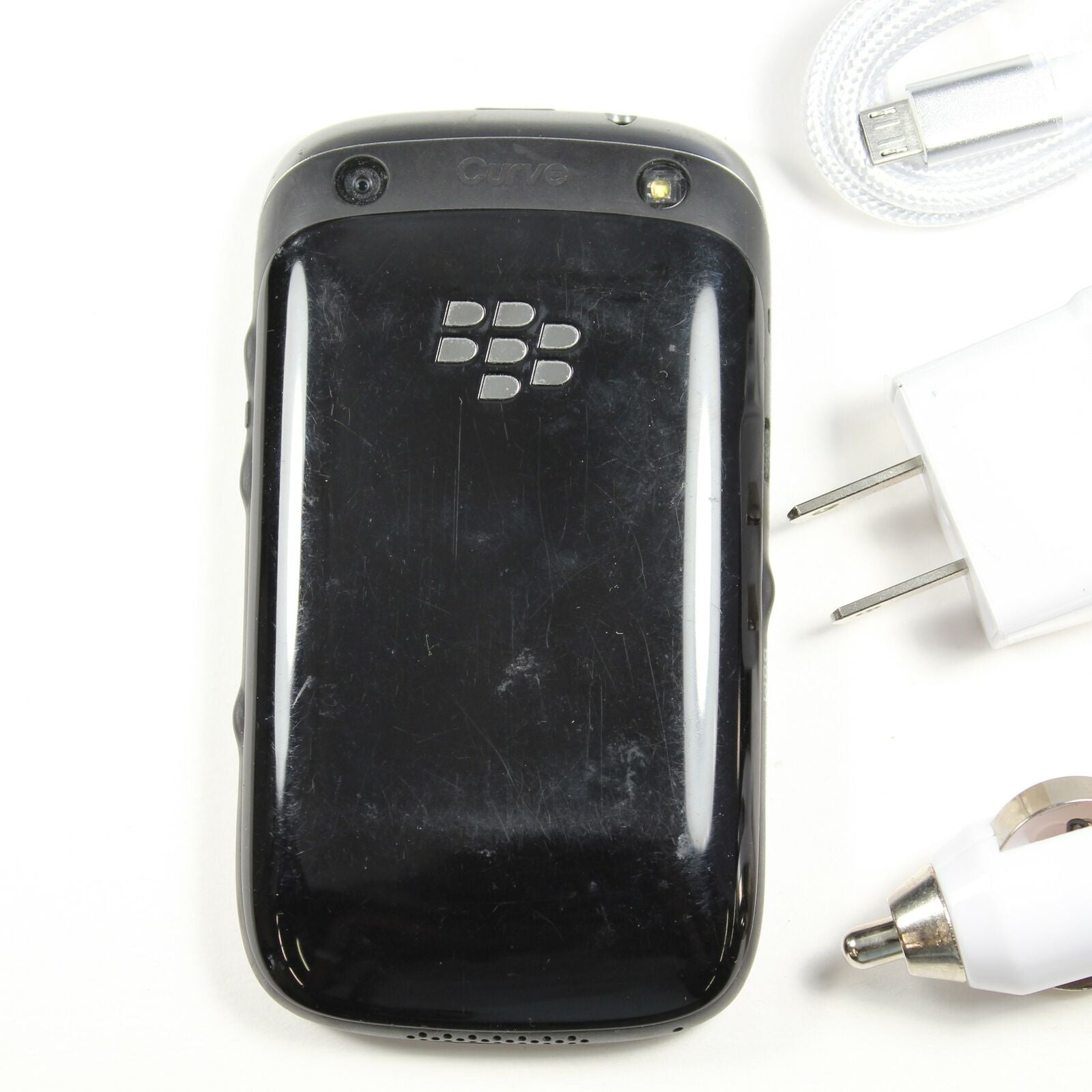 Blackberry Curve 9315 (T-Mobile) QWERTY Phone - GSM, GPS, WIFI DATA, 2MP Camera,
