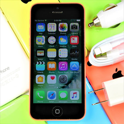 Apple iPhone 5c (CDMA Unlocked Verizon) 4G LTE (16GB) Model A1532 Various Colors