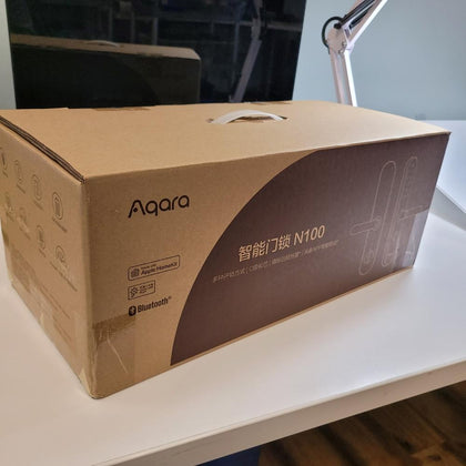 AQARA N100 Smart Door Lock - High Security Next Level - New In Box