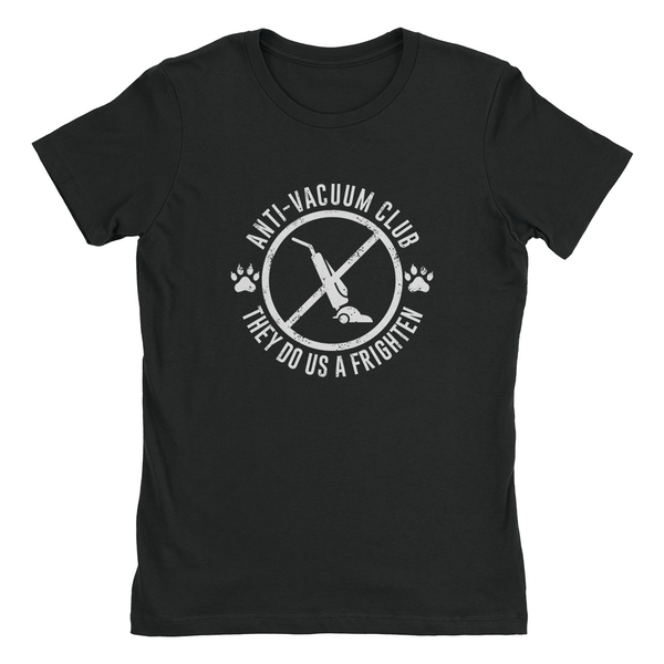 Anti-Vacuum Club T-Shirt