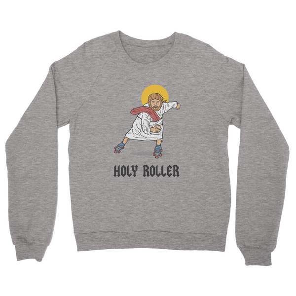 Holy Roller Sweater