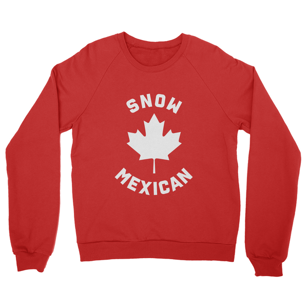 Snow Mexican Sweater