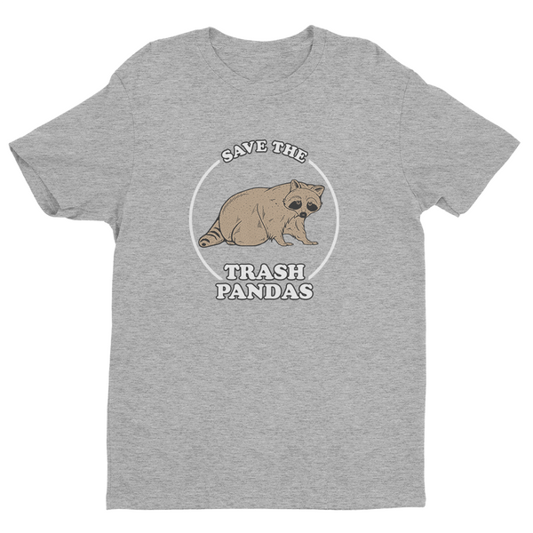 Save The Trash Pandas T-Shirt