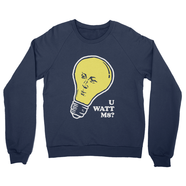 U Watt M8 Sweater
