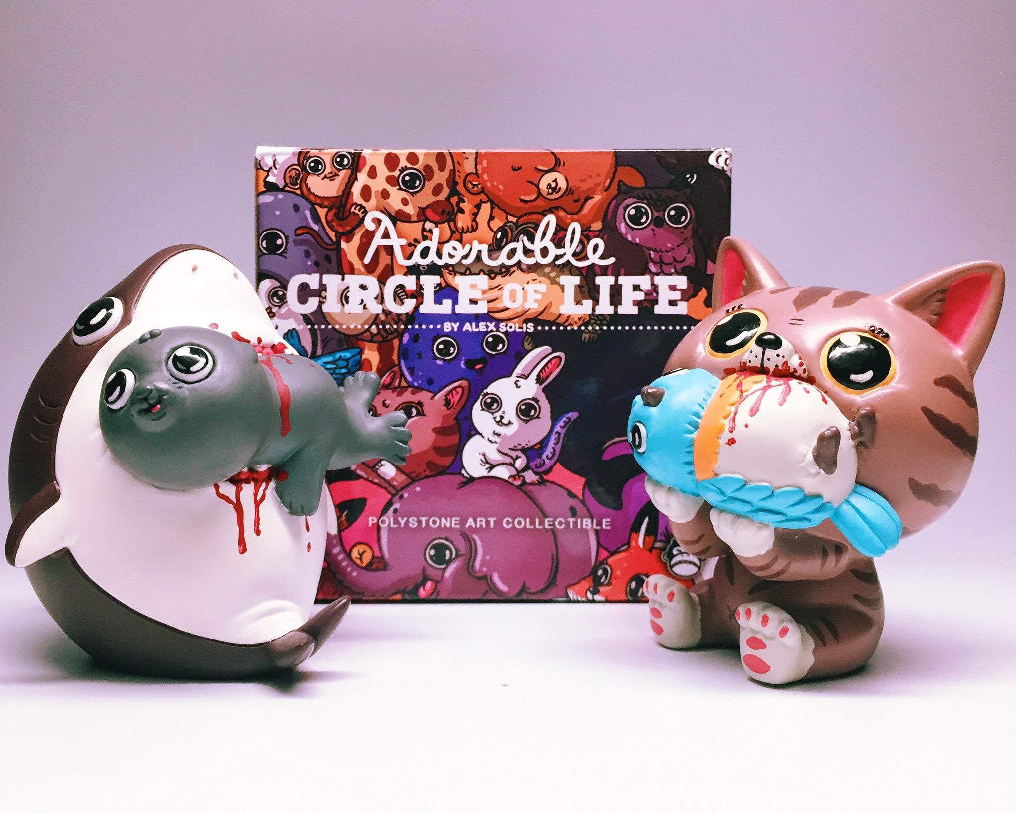 Adorable Circle of Life Toys!