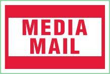 Media Mail - FOR BOOKS ONLY