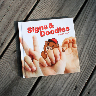Signs & Doodles Book