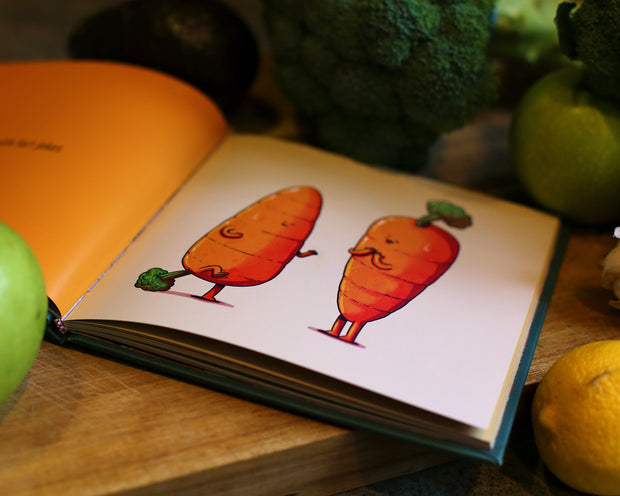 The Freshest Foods Book
