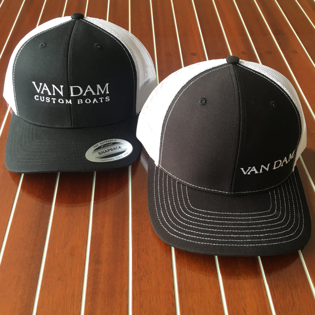Retro Trucker Hat In Two Styles