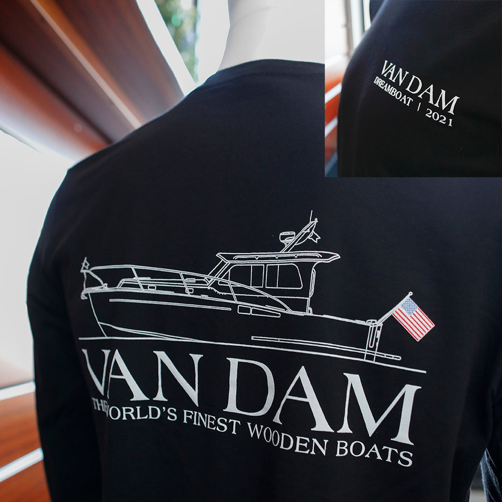 Crew Shirt - Dreamboat
