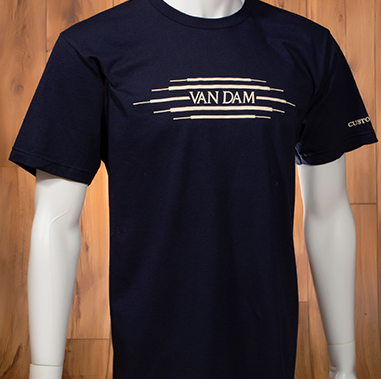 Van Dam Short Sleeve T-Shirts