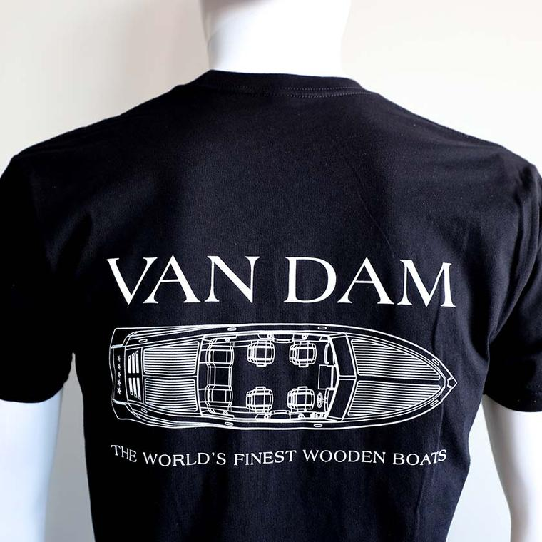 Women's UV 1/4 Zip Van Dam 24 Design