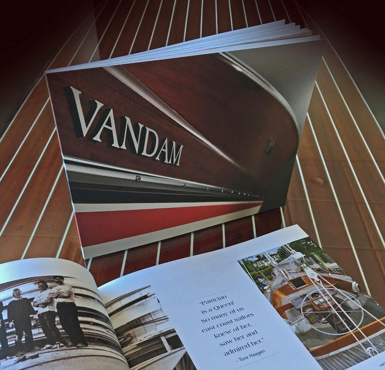 Van Dam - Through The Years Coffee Table Book