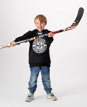 17.5 flex battlemode junior hockey stick
