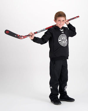 30 flex battlemode junior hockey stick