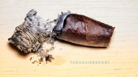 K by Karen Cigars was super complex and delicious down to the nub!
