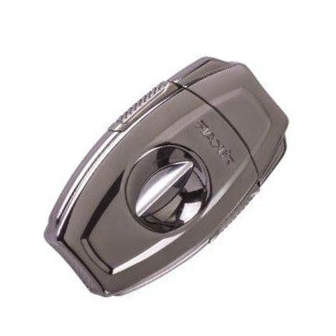 XIKAR-VX2 V-CUT GUN METAL Cigar Cutter