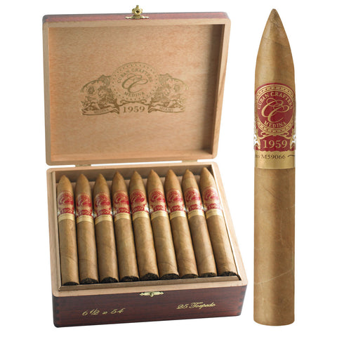 Image of Medina 1959 Miami Limited Edition Cigar Box of 25 - Cigar boulevard