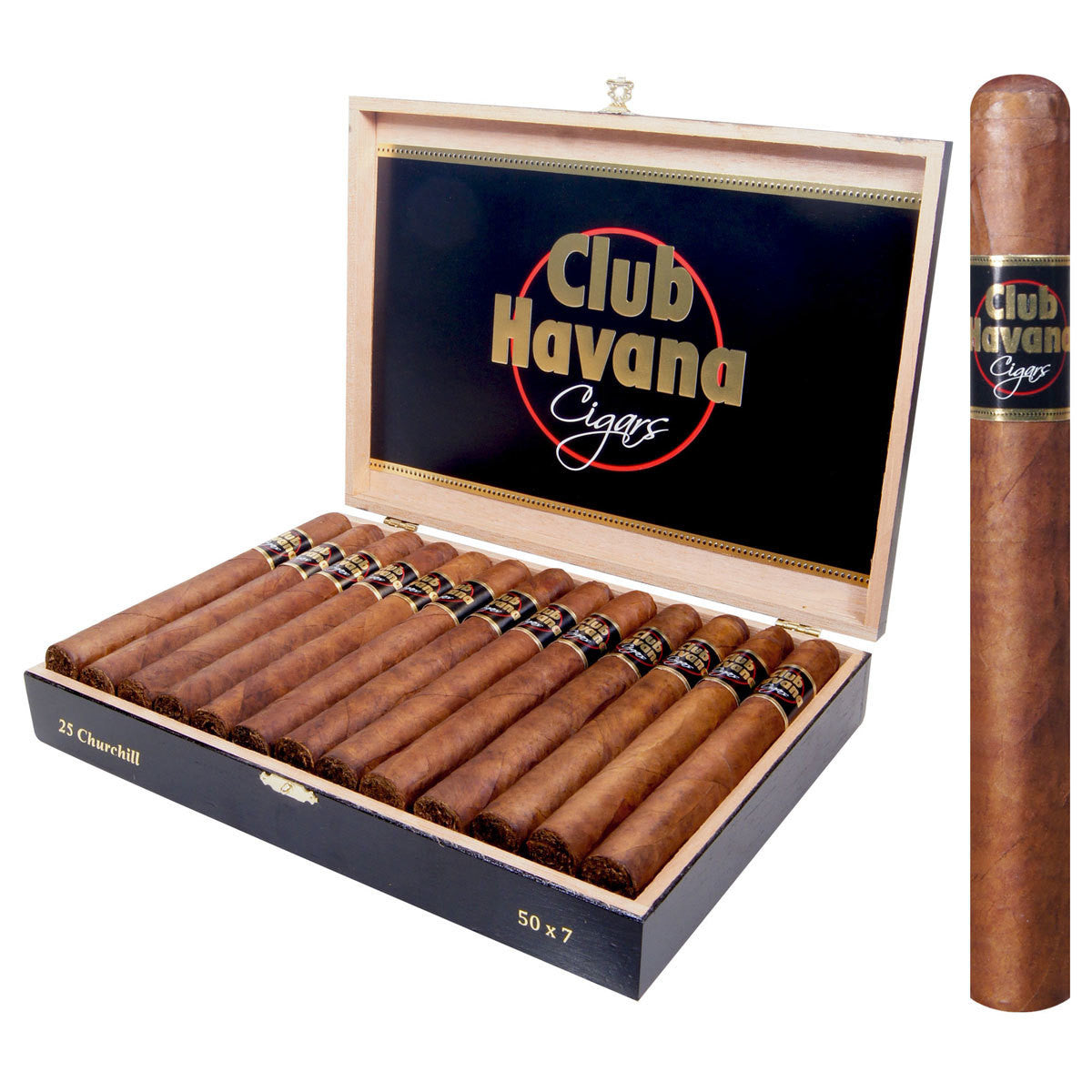 Club Havana Cigars Box of 25 - Cigar boulevard