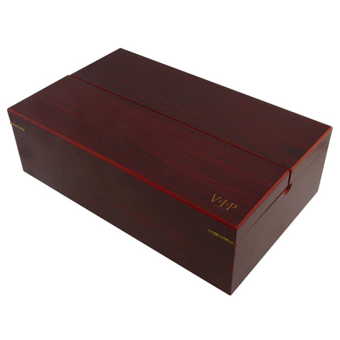 Image of Wine Gift Box Set For Two Bottles Brings 6 Accessories - Cigar boulevard