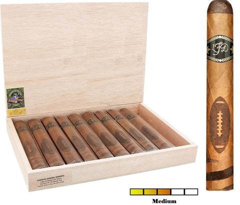"Image of LFD Special FOOTBALL Edition Cigars 2020 <span style=""color:#FF0000;"">Starting at:</span> - Cigar boulevard"