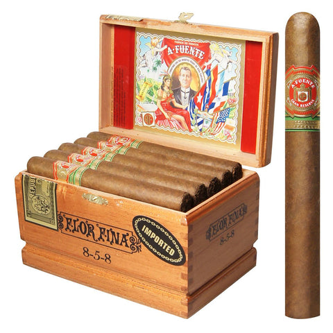 ARTURO FUENTE NATURAL (Pack, Box and Single Cigars) - Cigar boulevard