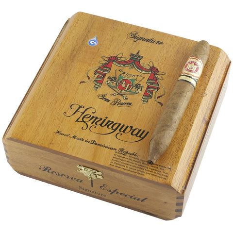 Image of Arturo Fuente HEMINGWAY NATURAL ¨BOXES and SINGLES¨