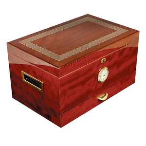 Cigar Humidor ARTE ORIGINAL Cigar Humidor for 150 Cigars