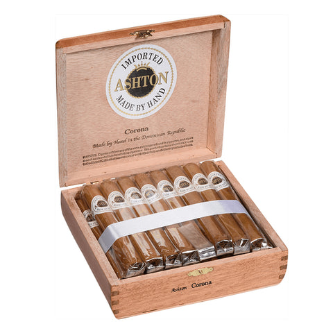 Image of ASHTON CLASSIC (Pack, Box and Single Cigars) - Cigar boulevard