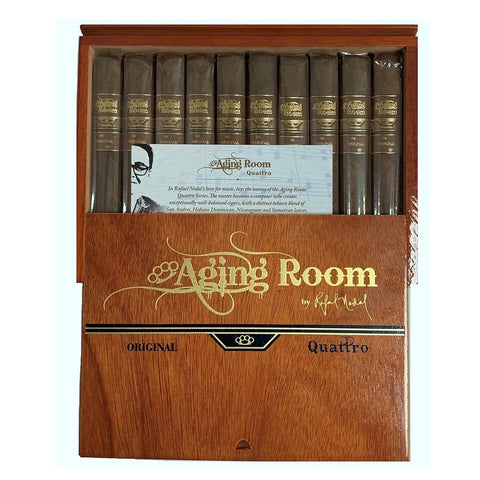 "Image of Aging Room QUATTRO ORIGINAL ""BOXES and SINGLES"""