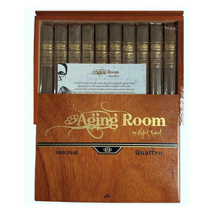 "Aging Room QUATTRO ORIGINAL ""BOXES and SINGLES"""