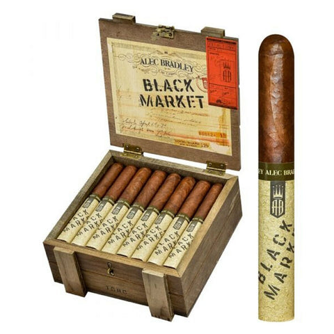 "Aleck Bradley BLACK MARKET MADURO ""BOXES and SINGLES"""