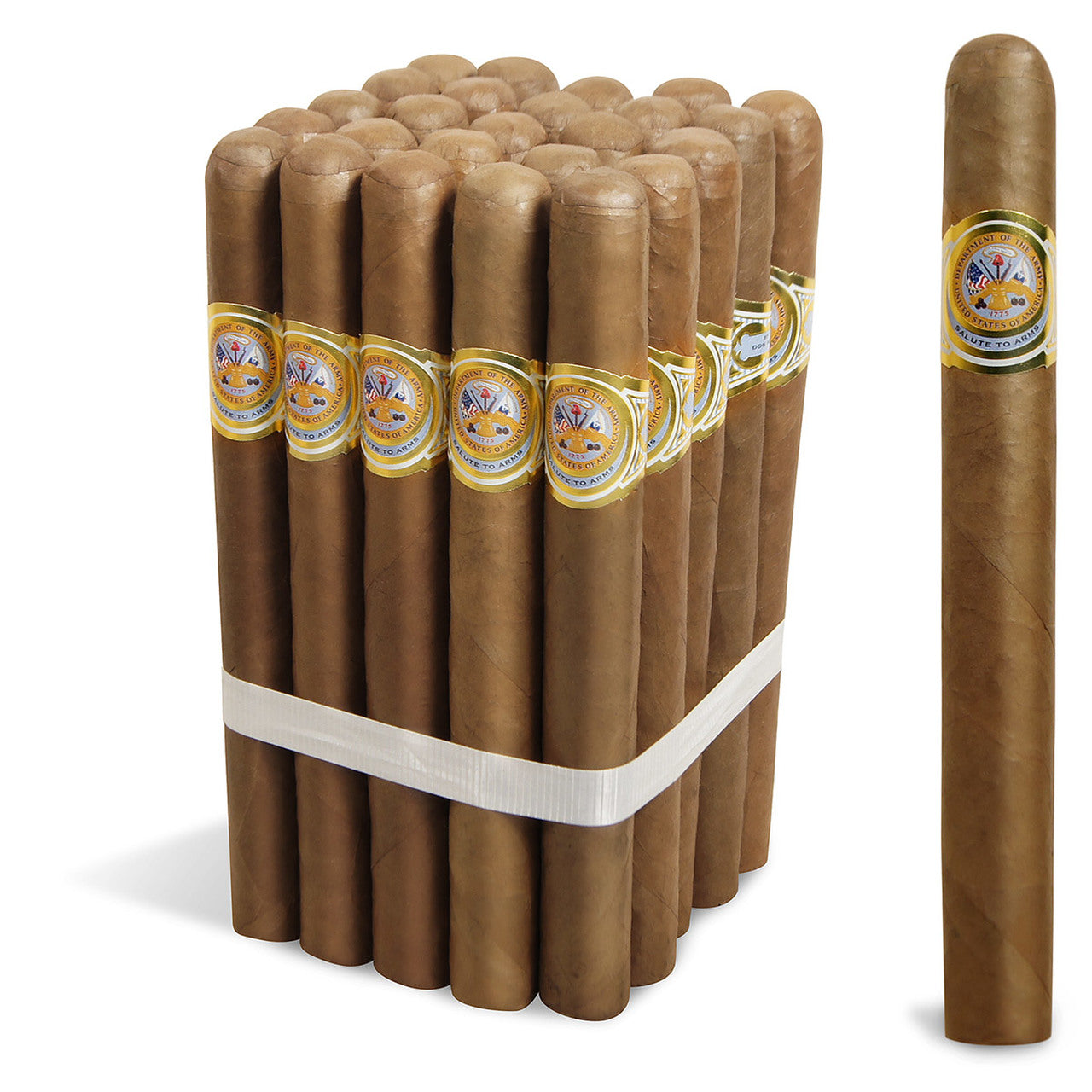 ARMY MILITARY (Box, Bundle and Pack Cigars)