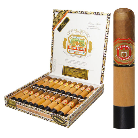 Image of Arturo Fuente Chateau Fuente Series Sun-Grown cigars - Cigar boulevard