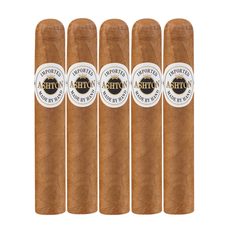 ASHTON CLASSIC (Pack, Box and Single Cigars) - Cigar boulevard