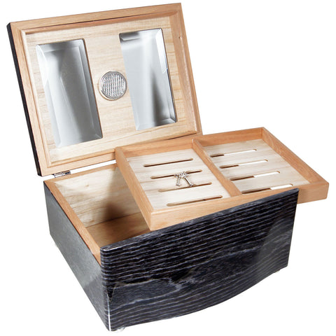 Large Humidor Moderno Grande for 120 count - Cigar boulevard