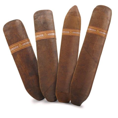 Berger & Argenti Fatso Sampler of 4 - Cigar boulevard