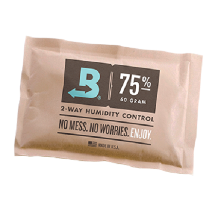 Boveda 75 % Large 60 Gram 2-Way Humidity Control Pack - Cigar boulevard