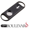 Cigar Boulevard Double Guillotine and V Cigar Cutter