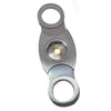 Cigar Boulevard PERFECT CIGAR CUTTER STAR Stainless Steel.Exact Cutter
