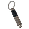 Cigar Boulevard Gunmetal Punch Cigar Cutters Rubber Grip