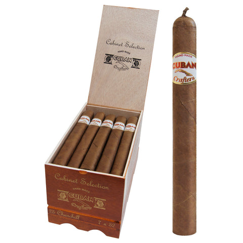 Cuban Crafters Cabinet Selection Boxes of 20 - Cigar boulevard